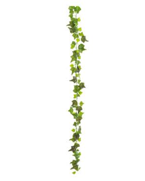 Grønn blad girlander