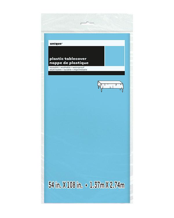 Duk: Plastikk - 137x274cm