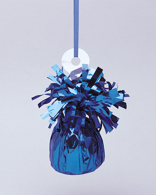 Ballongvekt: Folie - Pastel Prikker - 175g