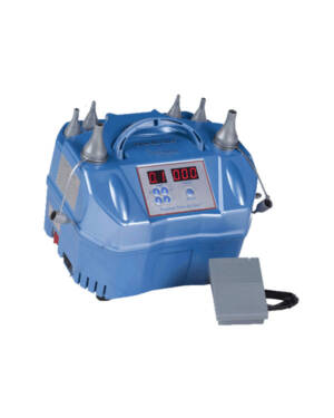 Pumpe: Premium Twin-Air Sizer - Elektrisk pumpe