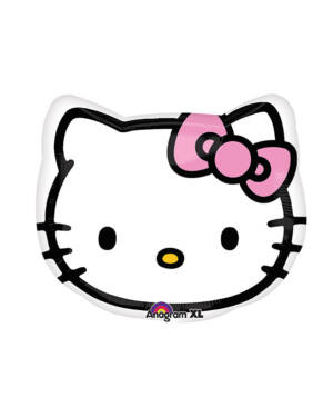 Folieballong: Hello Kitty - 43cm