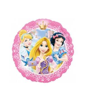 Folieballong: Disney Prinsesser - 45cm