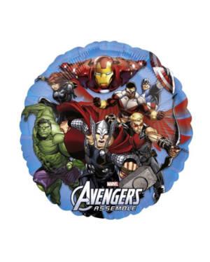 Folieballong: Marvel Avengers - 43cm