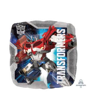 Folieballong: Transformers - 81 x 88cm