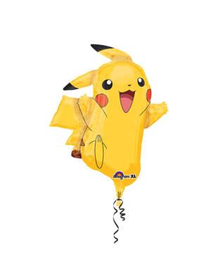 Folieballong: Pikachu - Pokemon - 62 x 78cm