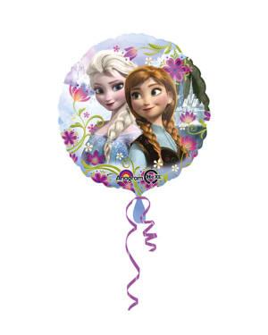 Folieballong: Frozen - 43cm