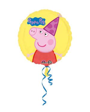 Folieballong: Peppa Pig / Peppa Gris - 43cm