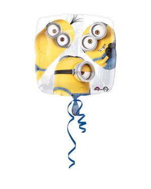 Folieballong: Despicable Me /Grusomme meg - 43cm
