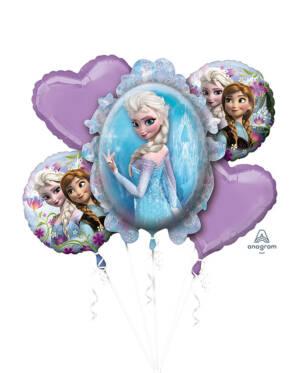 Ballongbukett: Disney Frozen
