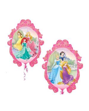 Folieballong: Disney Prinsesser - 51 x 69cm