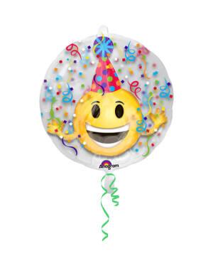 "Folieballong: ""Baby Shower"" - Gyngehest - 43cm"