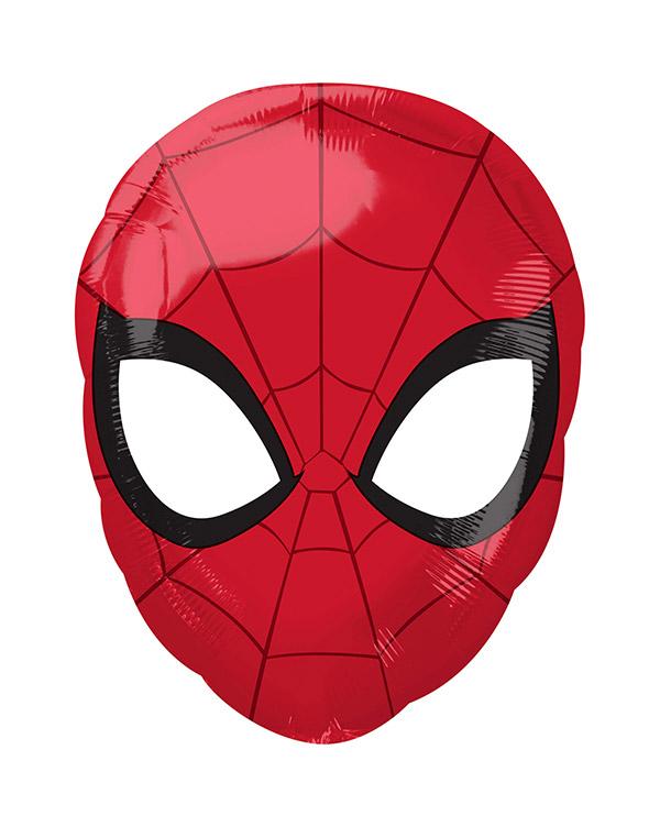 Folieballong: Spiderman - 30 x 43cm
