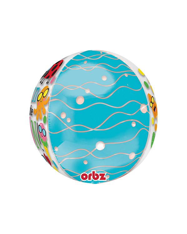 Orbz: Fun in The Sun - Blekksprut - 38 x 40cm