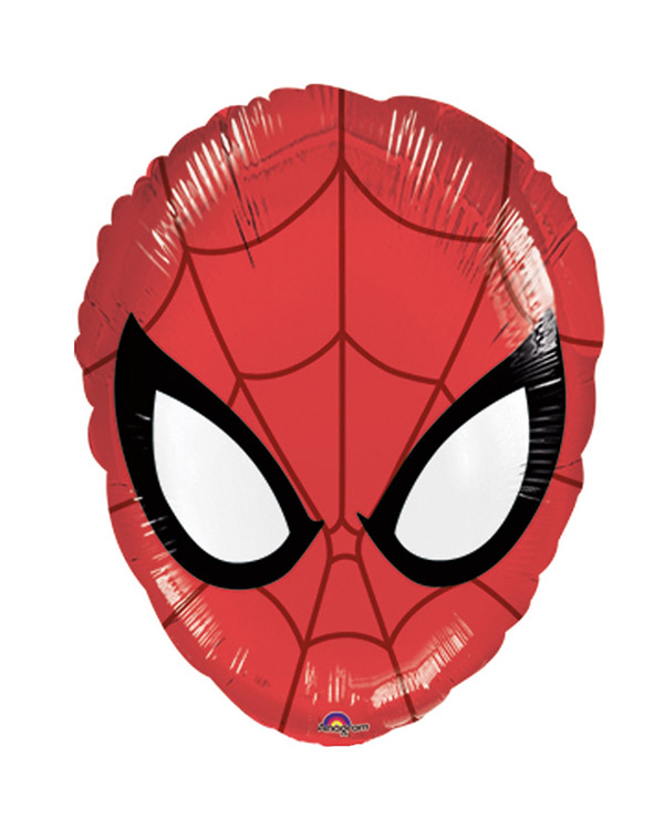 Folieballong: Spiderman - 48cm