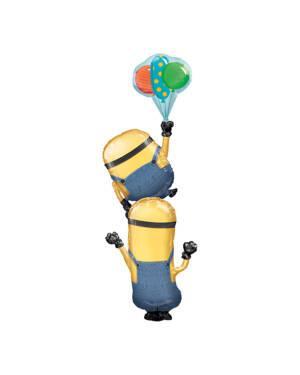 Folieballong: Minions Stablet - 101 x 154cm