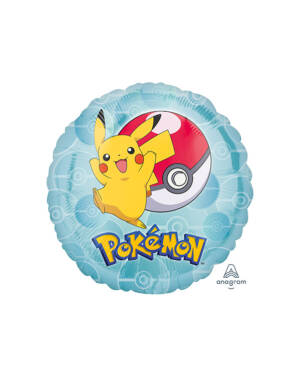 Folieballong: Pokemon - 45cm
