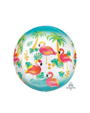 Orbz: Let's Flamingle - 38 x 40cm