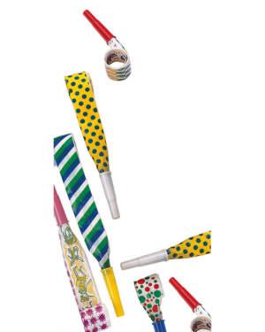 Fløyte: Assortert - 30cm