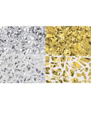 Konfetti: Glitterfolie - Flere farger - 42g