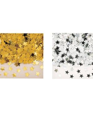 Konfetti: Stjerner - Flere farger - 14g