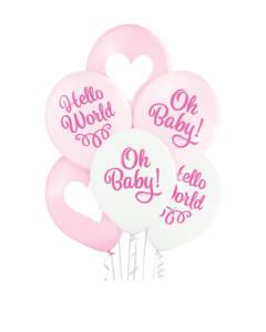 White (Pastel) Pink (Pastel) Soft Pink (Pastel)