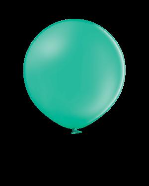 Lateksballonger (2stk):  Forest Green (Pastel)  - 60cm