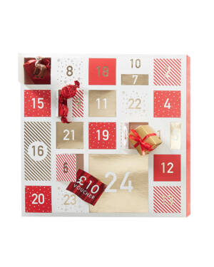 Adventskalender: Fyll din egen  kalender