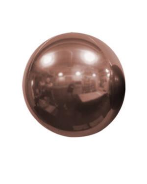 Orbz / Speilballong: Rosegull - 35cm