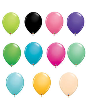 Lateksballonger (50stk): Fashion Tone - 41cm