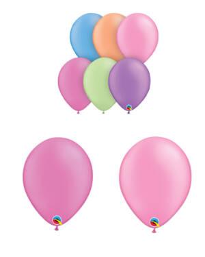 Lateksballonger (100stk): Neon Tone - 28cm