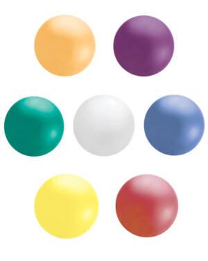 Lateksballong: 244cm