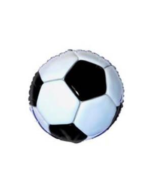 Folieballong: Fotball - 46cm