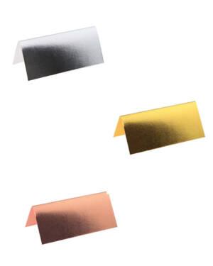 Navneskilt / Navnelapp (10stk): 7 x 3cm
