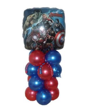 Borddekorasjon: Avengers