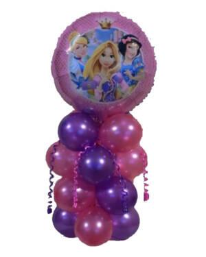 Borddekorasjon: Disney Prinsesser