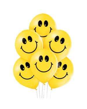 Ballongbukett: Smiley Emoticons