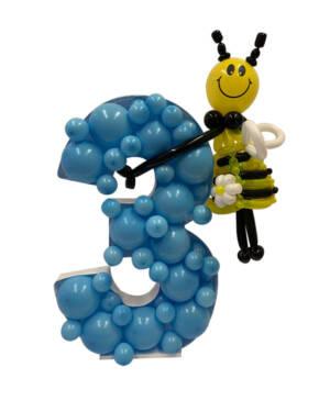 Bubble Bie: is 3