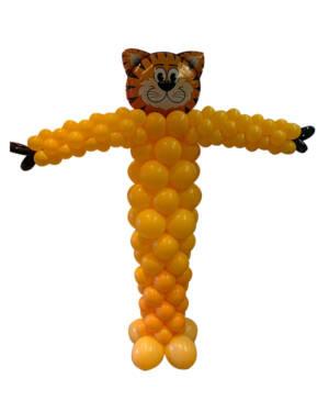 Ballongdekor: Tiger Klem