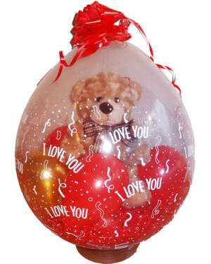 Gave i Ballong: I Love You