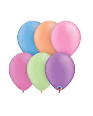 Lateksballong: Neon Tone - 28cm - Per stk