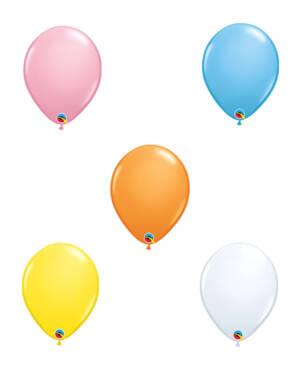 Lateksballong: Standard - 28cm - Per stk
