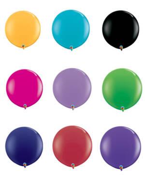 Lateksballong: Fashion Tone - 91cm - Per stk
