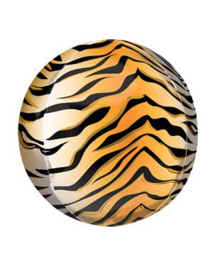 Orbz: Tigermønster - 38 x 40cm