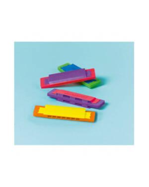 Pinata Fyll - Munnspill (12stk): Assorterte farger
