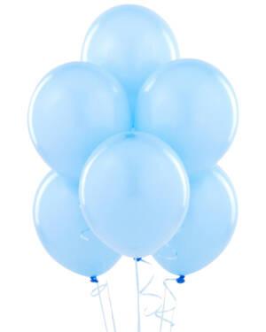 Ballongbukett: Lett som en Blå Sky