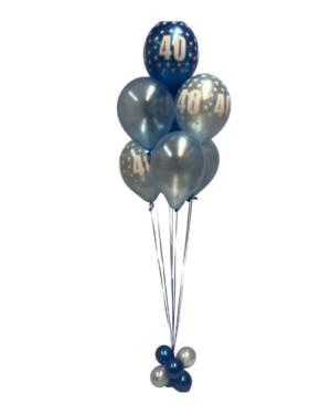Ballongbukett: A Great Big Celebration