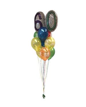 Ballongbukett: Ballongbukett: The Big 60