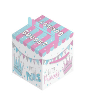 """Gender Reveal Box: """"Guess?"""""""