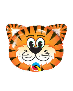 Folieballong: Tiger - 36cm