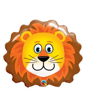 Folieballong: Løve - 36cm
